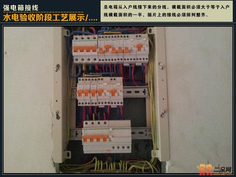 工地三级电箱接线规范 徐州地区建筑工地3级配电箱内