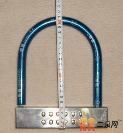 """出售无""""钥匙孔"""",防范一切""""万能钥匙""""的电动车锁"""