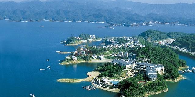 千岛湖荣膺国家aaaaa级旅游景区称号,千岛湖的兄弟姐妹们来高兴高兴