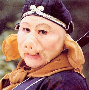 《西游记》中猪八戒的来历?