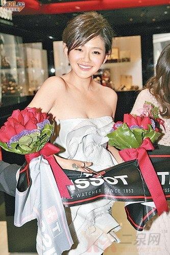 秋瓷炫的老公照片2007 秋瓷炫的老公照片 秋瓷炫的老公是谁图片