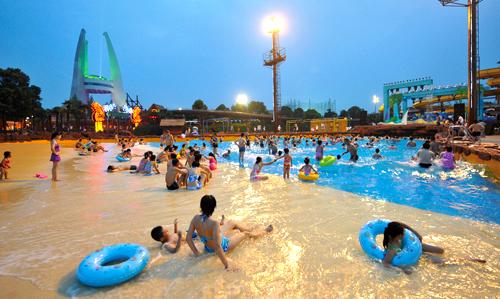 常州恐龙园游乐项目推荐 暑期特价门票