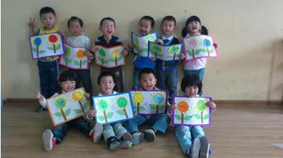 儿童创意美术创造力的