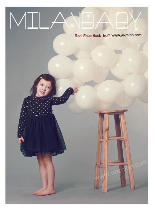 无锡时尚儿童摄影:梦的树-米兰贝贝出品