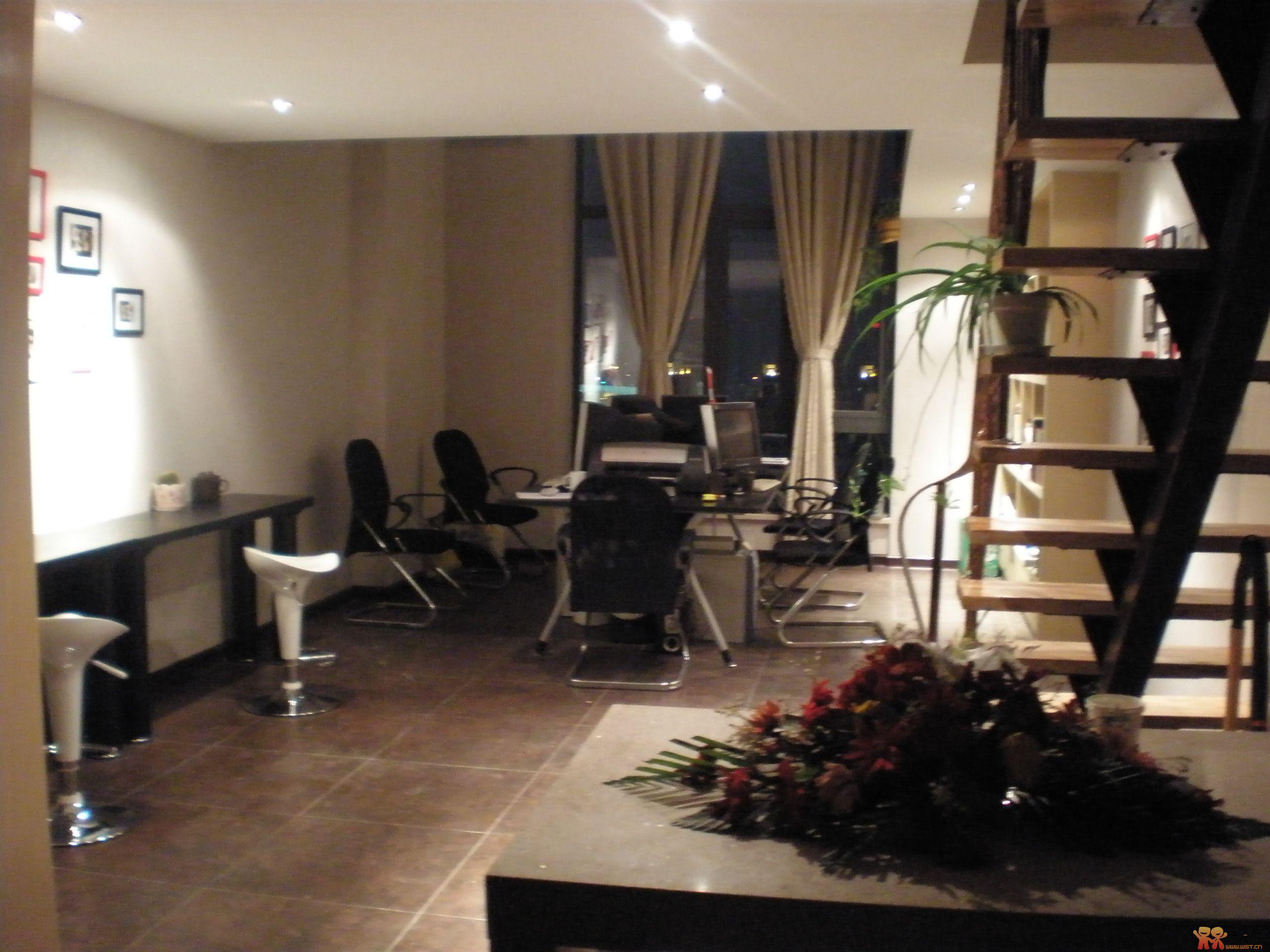 办公室、样板房及销售中心的室内装修工程的投标、施工等相关