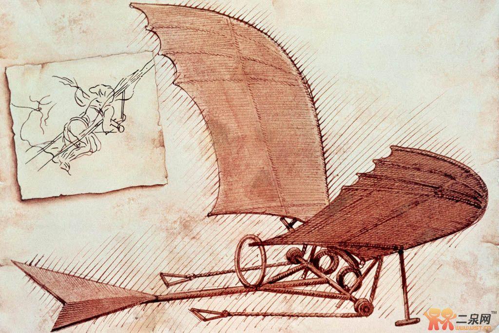 达芬奇的军事设计